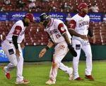 Gigantes ganan primero con buen pitcheo de César Valdez y el bateo de Guzmán y Gutiérrez