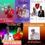 """Michel """"El Buenón"""" lanza al mercado su más reciente álbum musical """"Tú no vales más que yo"""""""