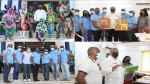 Unión Carnavalesca se reúne con alcalde José Andújar; Andújar anuncia apoyará la cultura en SDO