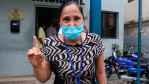 Invasores de tierra agreden regidora Jacqueline Duarte