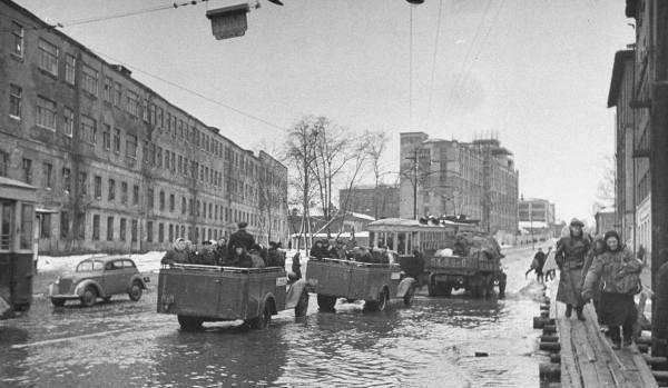 Самые старые улицы Москвы: что сохранила история — журнал ...