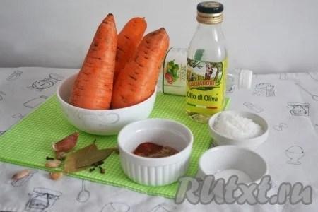 Рецепт приготовления корейской моркови в домашних условиях ...