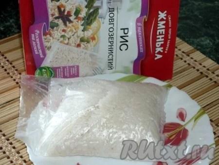 Голубцы с мясом и рисом - рецепт с фото