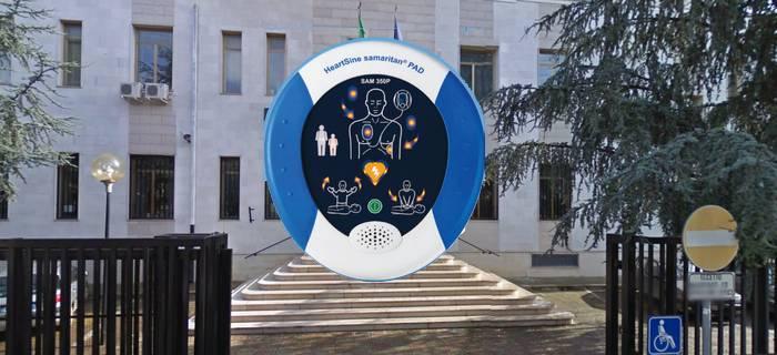 RUVO CITTÀ CARDIOPROTETTA - Tre Defibrillatori e Corsi gratuiti in arrivo
