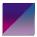 Purple/Fuschia Fade/Polarized Lenses