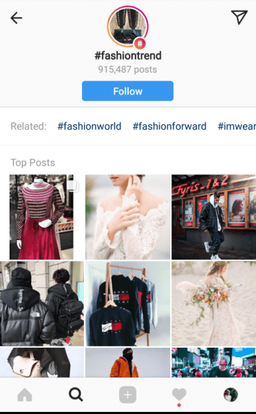 Instagram Hashtags How to find the best hashtags to use