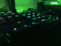 Awesome keyboard by Razer