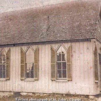 St. John's AME church