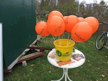 Luftballons epplejeck