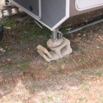 My redneck moment – Unsafe without excuses – leveling your fifth wheel RV