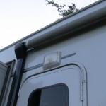 RV Porch Light – Fifth Wheel Pictorial Guide