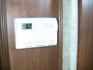 RV Thermostat – How To