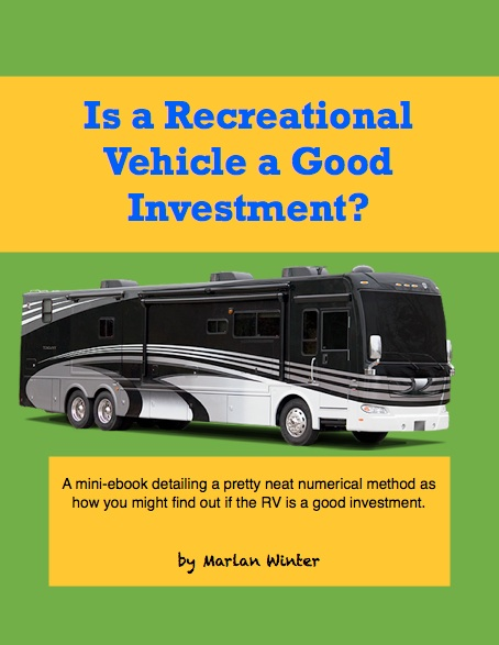ebook - Is An RV a Good Investment