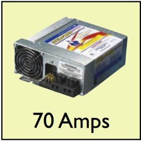 70 Amp RV Power Converter