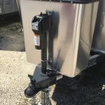 Airstream International Front Jack