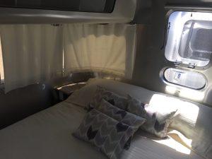 Airstream International Bedroom