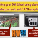 RV Leveling System – Fifth Wheel Pictorial Guide