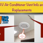 RV Air Conditioner Vent
