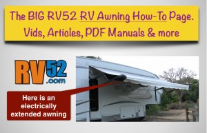 RV Awning – How To Videos