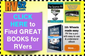 rv books to make rving easy and fun