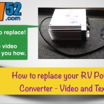 Replacing an RV Power Converter in my fifth wheel
