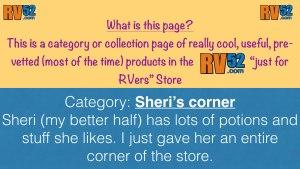Sheri's Shopping Corner