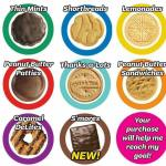 Girl Scout Cookie Time is coming up