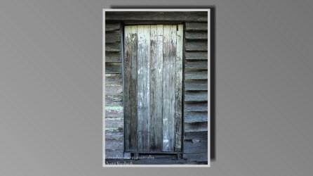 It's a door