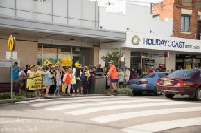 No CSG in Gloucester
