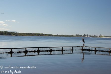 Fishing @ Manning Point