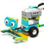 Lego Works Robotics figure
