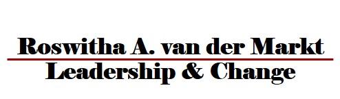 Roswitha van der Markt – Management-Vordenker, Vortragsredner, Führung, Leadership