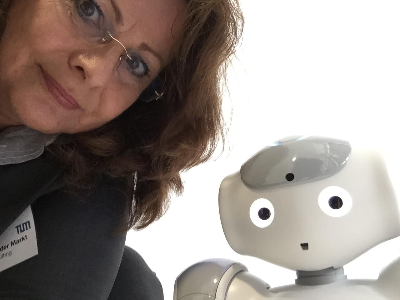 Roboter Quinn