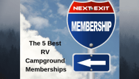The 5 Best RV Campground Memberships