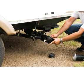 RV Camping Checklist essential sewer hose and connections