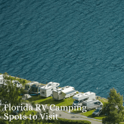 top florida rv spots for camping