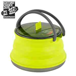 collapsible tea kettle