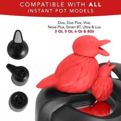 rv little bird steam diverter for instant pot steamer helper
