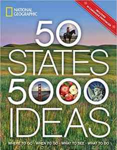 50 State 5000 Ideas, where to go, when to go, what to see, and what to do. From travel experts at National Geographic.