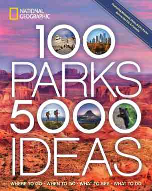 100 parks and ideas for rv camping and traveling