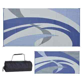 RV camping rug outdoor mat