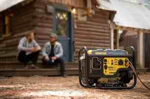 high powered generator for rv boondocking or dry camping