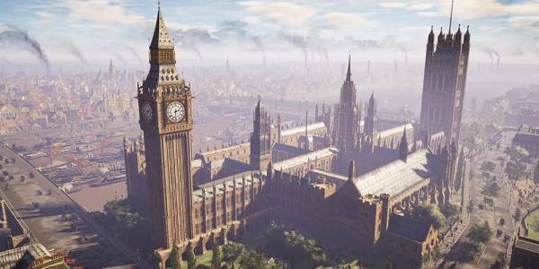Exploring London is Part of the Fun of Playing 'Assassin's Creed: Syndicate'