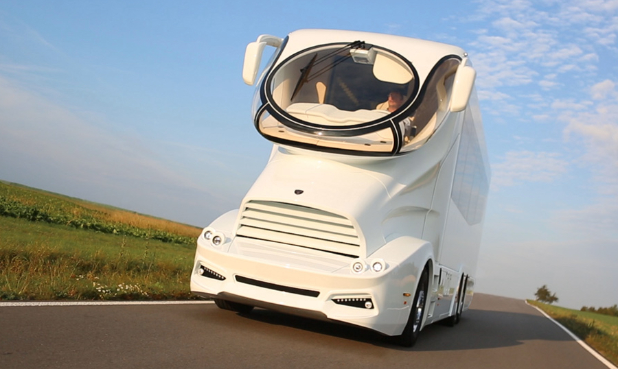 The World S Most Expensive Rv Rv Castaways