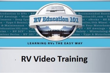 RV Video Training Courses