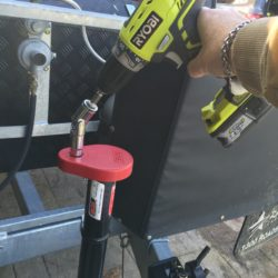 BOS Stabilising Legs - Product Review - RVeeThereYet
