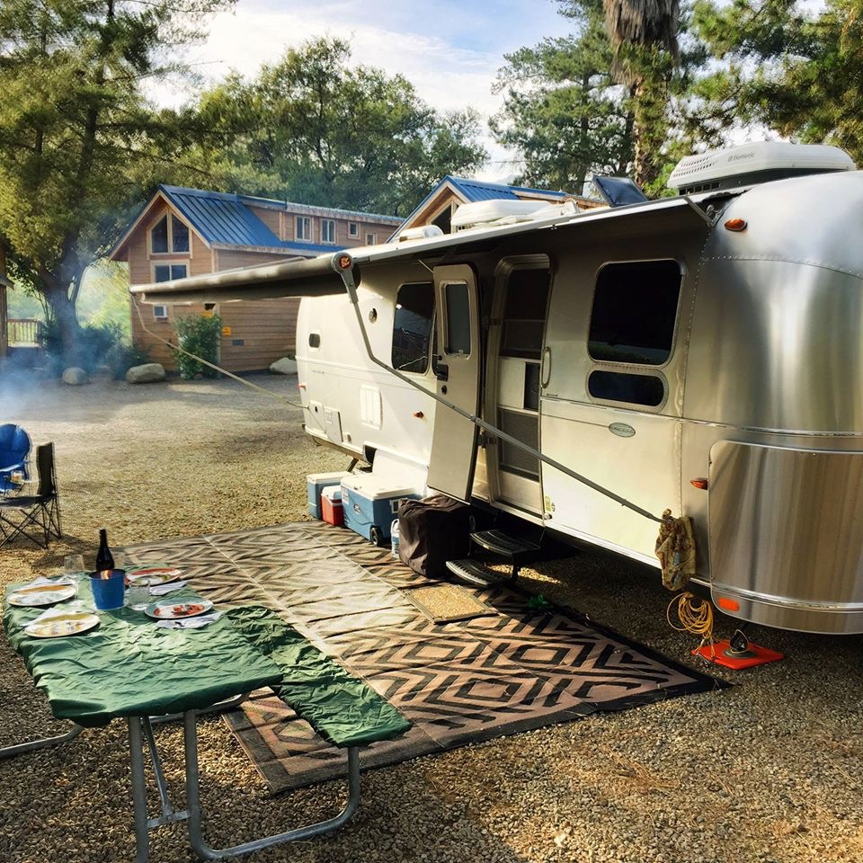Airstream: RVFTA #47: Fancy Camping With Kate Dunbar