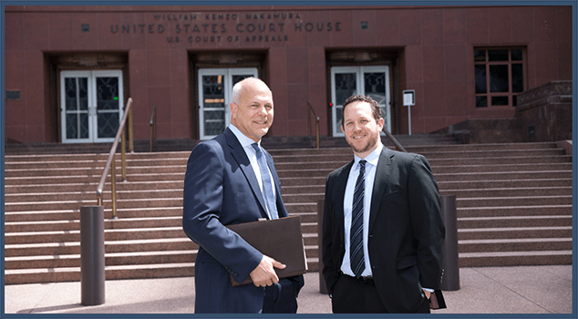 James Vucinovich Benjamin Nivison Accident Lawyers