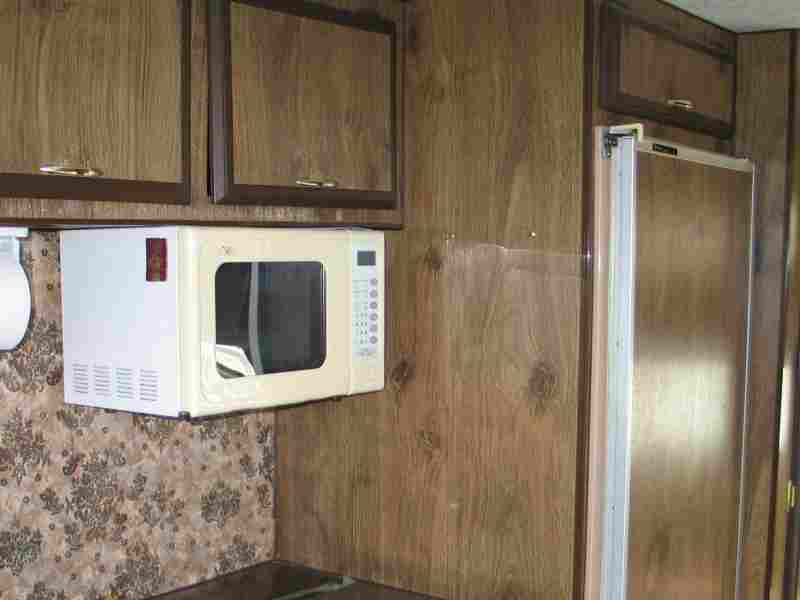 RV Hobo - Microwave, Solar and the RV