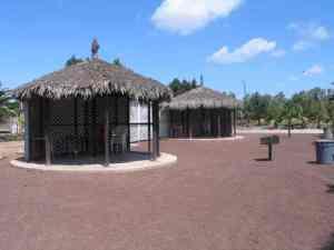 Los Olivos BBQ Area